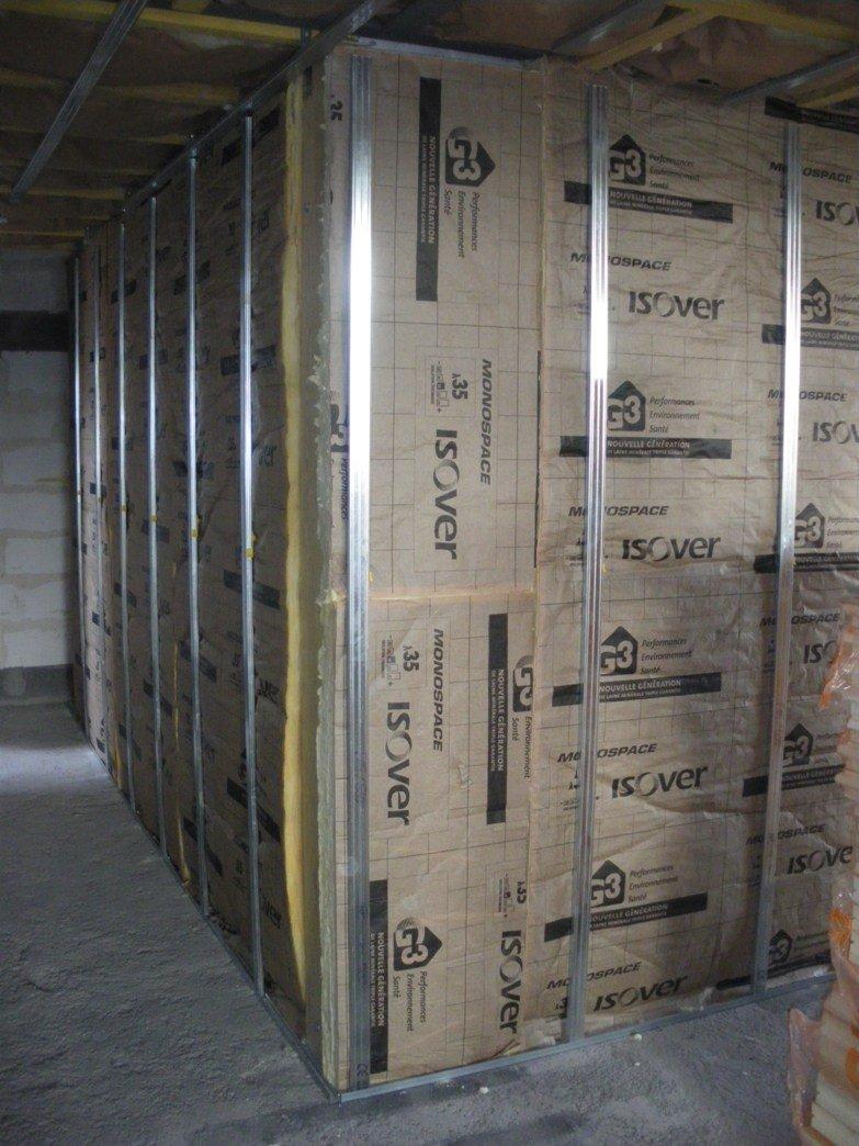 un ch 39 ti loft id al archives du blog isolation des murs mitoyens. Black Bedroom Furniture Sets. Home Design Ideas