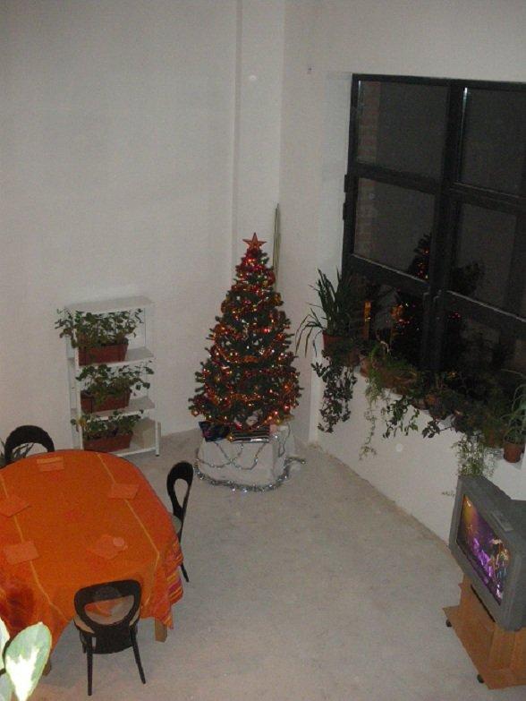 un ch 39 ti loft id al archives du blog first christmas in our loft. Black Bedroom Furniture Sets. Home Design Ideas