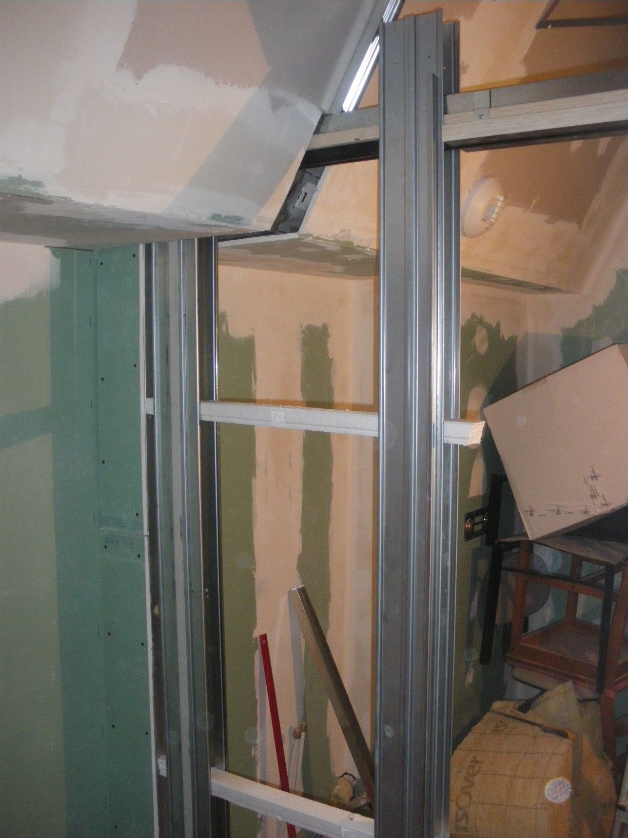 un ch 39 ti loft id al archives du blog porte galandage. Black Bedroom Furniture Sets. Home Design Ideas