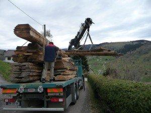 Du bois pour notre escalier. dans Divers P1040713-R-300x225
