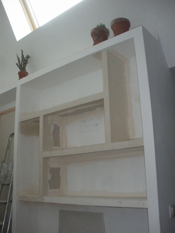 un ch 39 ti loft id al archives du blog une biblioth que dans notre bureau. Black Bedroom Furniture Sets. Home Design Ideas