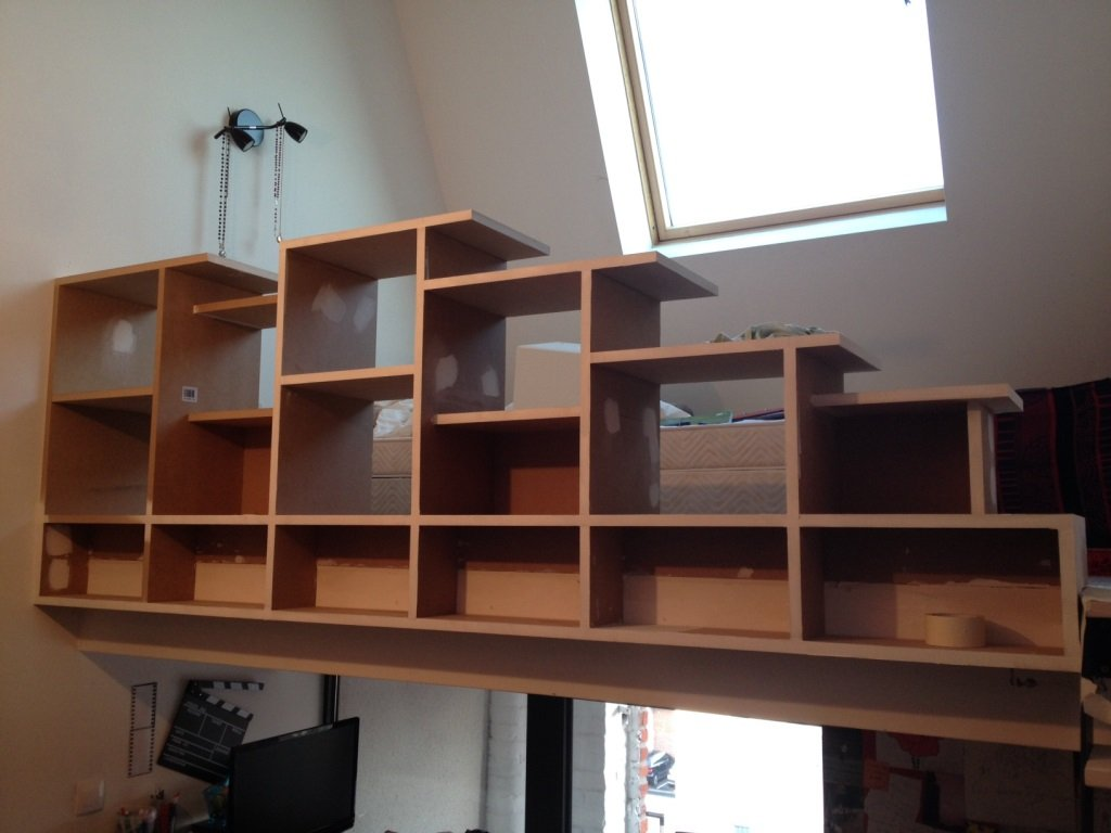 un ch 39 ti loft id al. Black Bedroom Furniture Sets. Home Design Ideas