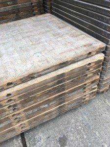 Panneaux bois 1 R