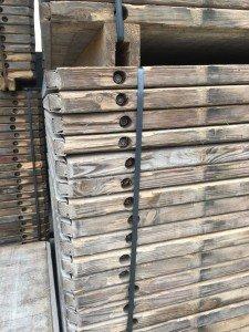 Panneaux bois 2 R