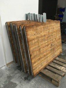 Panneaux bois 4 R
