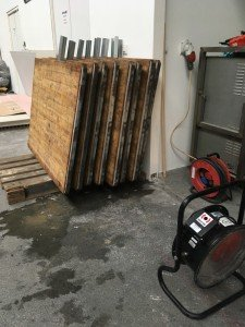 Panneaux bois 5 R
