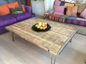 Table basse 6 R